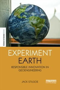 Experiment Earth cover